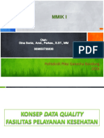 konsep Data Quality