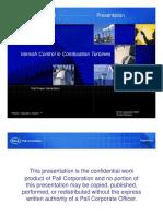 Customer Presentation - Varnish Pall VRF