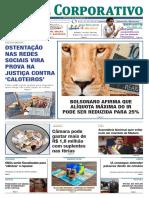 Jornal Corporativo Edição Nr 3027 de 08012019
