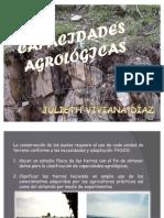capacidades agrológicas