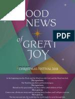 Festival Booklet