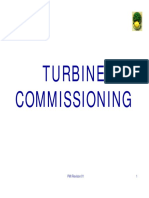 Turbine & Aux Commsg_ii