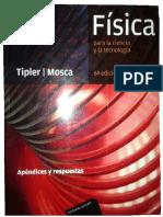 Solucionario de Fisica 6 Edicion Tipler Mosca