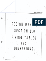 Piping Design Manual training Guide