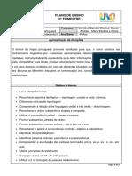 Plano de Ensino 2 - Língua Portuguesa - 4º Ano (Anos Iniciais)