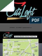 Citiloft Brochure