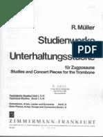R. Müller - Technische Studien, Heft I.pdf