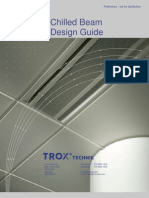 TROX Chilled Beam Design Guide