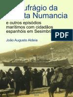 O naufrágio da fragata Numancia e outros episódios marítimos com cidadãos espanhóis em Sesimbra