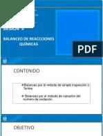 Balanceo de Reacciones Quimicas - Ii_v2