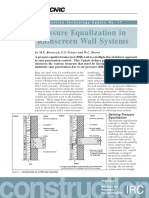 Pressure Equalization in Rain-screen Wall Sysytems .pdf