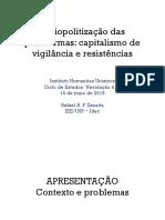 Rafael Zanatta - Capitalismo de vigilancia