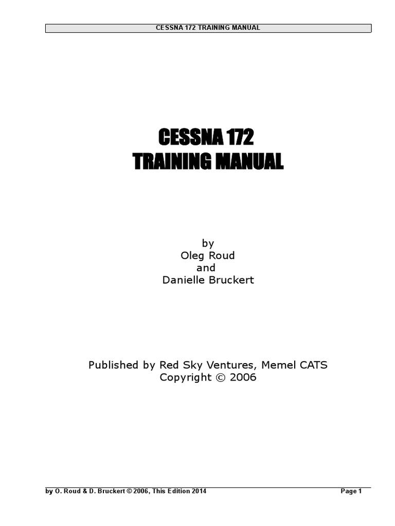 C172-Training-Manual-COMPLETE pdf | Aircraft | Aerospace