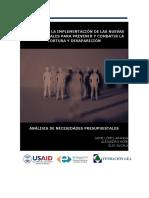 Mexico Retos Implementación Combatir Tortura