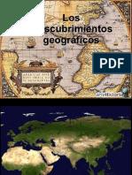 Descubrimientos Geograficos Academia