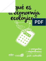 economiz ecologica