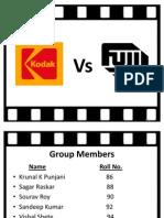 Kodak Vs Fuji | Fujifilm | Camera