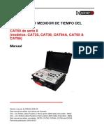 Manual CAT60 II Series Ver M-C06XS2-223-ES