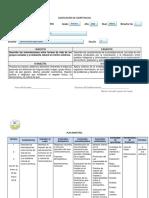 Plan Bimestral de Primero Basico de Ciencias Sociales