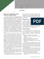 III Consenso Brasileiro de Ventilação Mecânica parte I