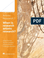 Cahier1_When is Research Artistic Research_.PDF