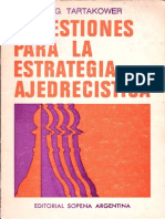 Savielly Tartakower - Sugestiones para la estrategia ajedrecistica.pdf