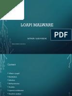 Loapi Malware