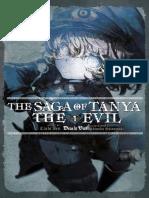 The Saga of Tanya the Evil, Vol - Carlo Zen