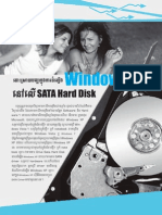 Install Windows XP on SATA Laptop