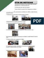 Boletin de Noticias Marzo