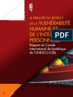Le Principe Vulnerabilite UNESCO