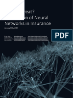 2019-01-10 Neural Networks in Insurance 1.0