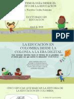 La Educación en Colombia-2