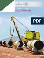 Prospectiva de gas Natural