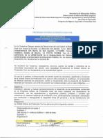 """Programa Protección Civil del CBTa 96 """"Dr. Valentín Gómez Farias"""""""