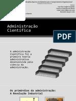 Administração Científica_ Slide