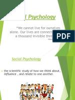chap 18 social psychology redux