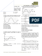 Prof. André Motta - Mottabip@Hotmail.com_ 4.O Gráfico Apresentado Mostra a Elongação Em Função Do Tempo Para Um Movimento Harmônico Simples.