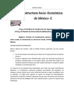 Clase-2 - El Modelo de Sustitución de Importaciones (1941- 1954) y El Modelo de Desarrollo Estabilizador (1954- 1970)