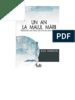 Un an La Malul Marii - Joan Anderson