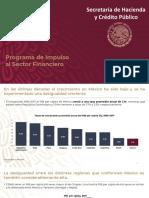 Programa de Impulso Al Sector Financiero_Subsecretario