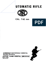 FN Light Automatic Rifle Cal. 7.62 Mm H12