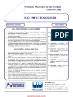 Medico Infectologista Cad 1