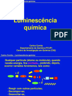 Luminescencia quimica