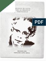 """""""Um Presente de Natal Para Crianças Portuguesas"""",  Fernando Lopes-Graça"""
