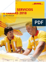 Dhl Express Rate Transit Guide Ni Es