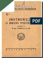 Instruckcja O Broni Piechoty - CZESC V  37 mm ARMATA wz.36.pdf