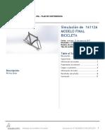 161126 Modelo Final Bicicleta-simulationxpress Study-1