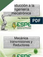 Mecanica Transmiciones y Reductores