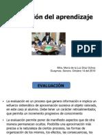 Evaluacion Del Aprendizaje